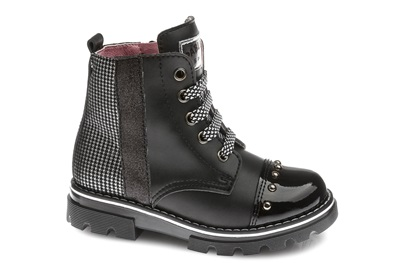 BOTIN LEADER-TECH NEGRO
