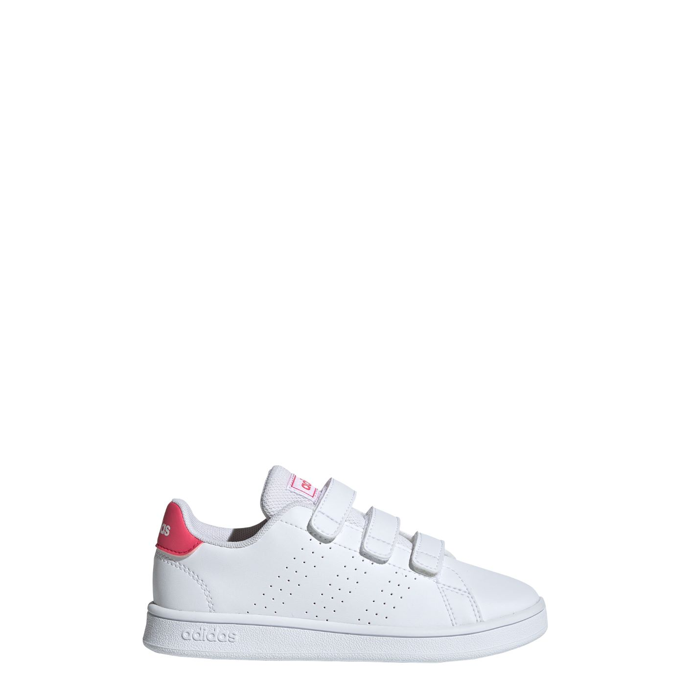 DEPORTIVO ADVANTAGE C SINTÉTICO FTWR WHITE/REAL PINK S18/FTWR WHITE