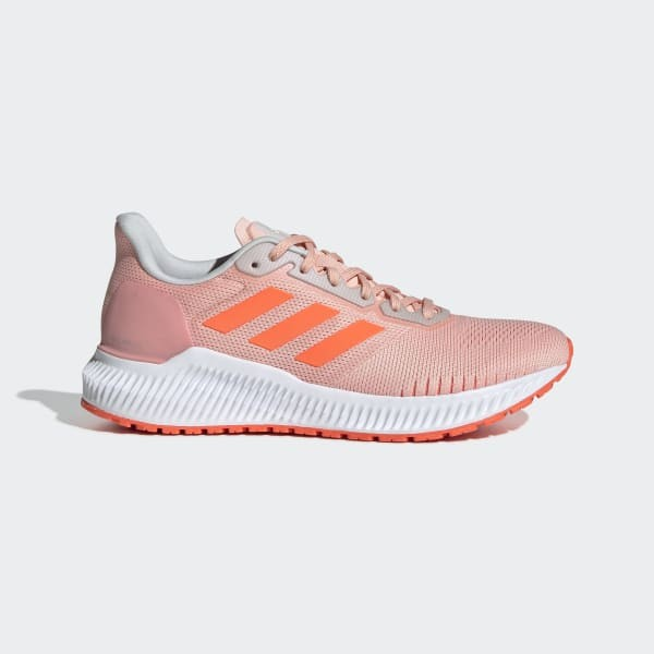 DEPORTIVO SOLAR RIDE W TEXTIL/SINTÉTICO GLOW PINK/HI-RES CORAL/FTWR WHITE
