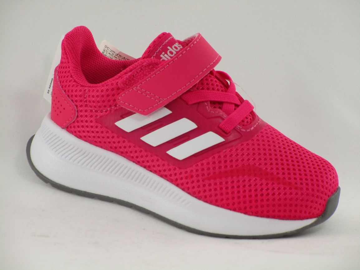 DEPORTIVO RUNFALCON I TEXTILE/SYNTHETICS REAL PINK S18/FTWR WHITE/GREY THREE F17