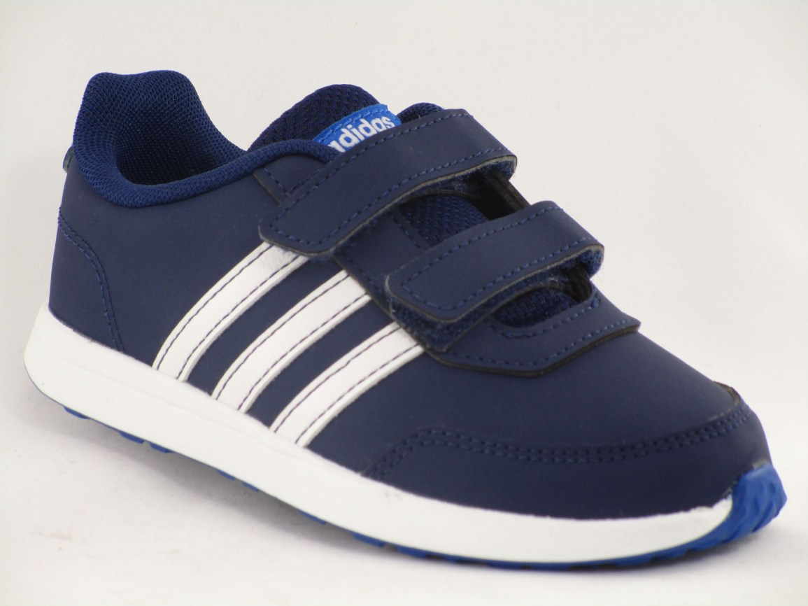 DEPORTIVO SYNTHETICS MARINO/BLANCO/AZUL  VELCRO VS SWITCH 2