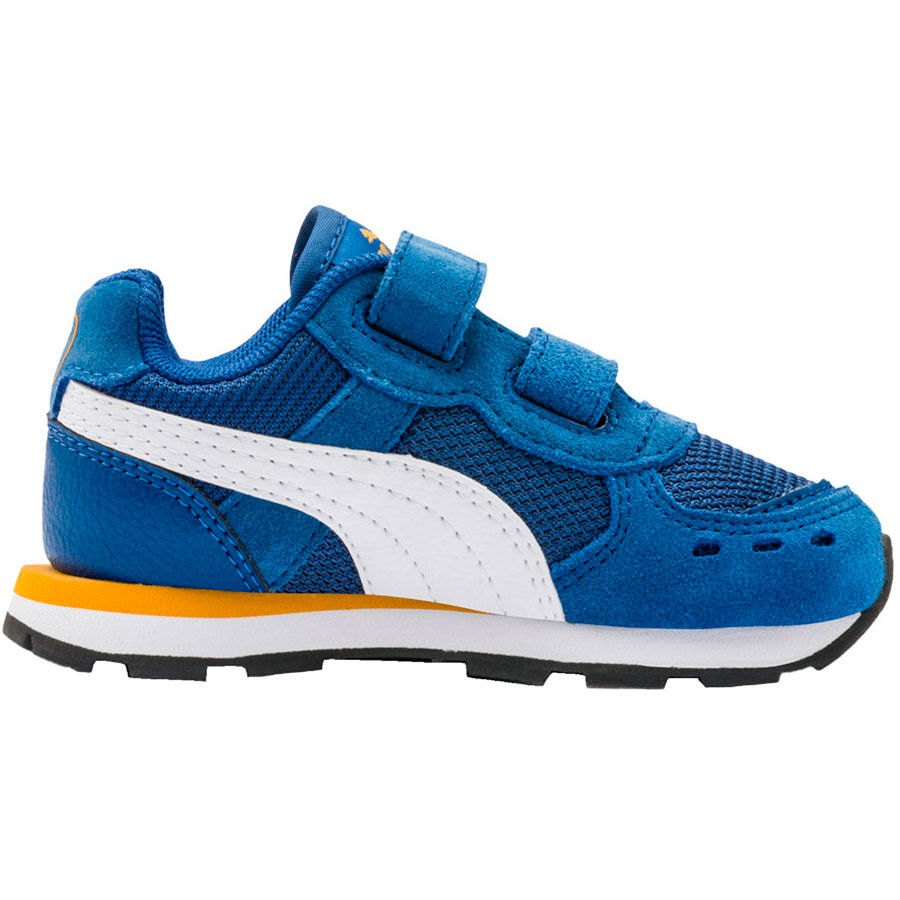 DEPORTIVO LEATHER/TEXTILE  GALAXYBLUE/WHITE  VISTA