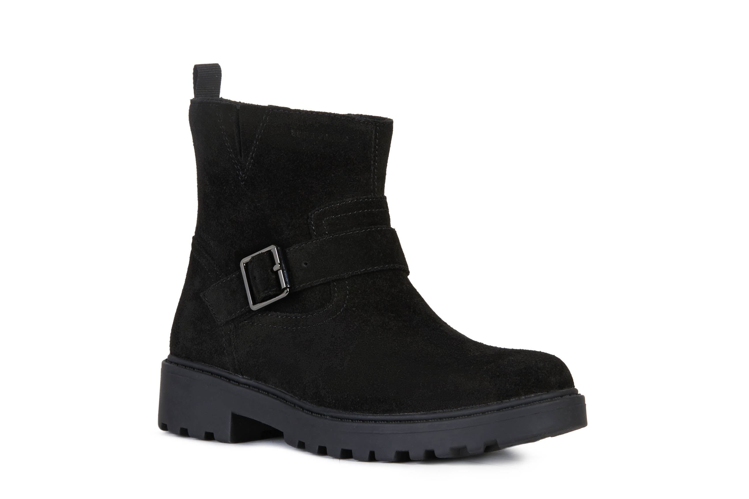 BOTA  WATERPROOF J CASEY GIRL WPF B. PIEL/SINTETICO BLACK
