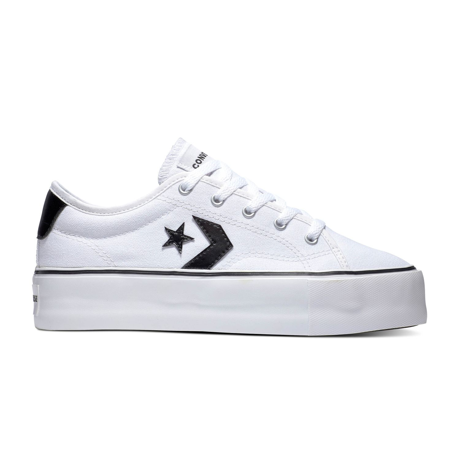 LONA CONVERSE STAR REPLAY PLATFORM OX WOS WHITE