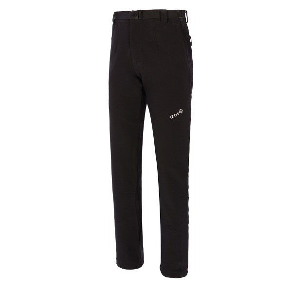 PANTALON MOUNT-STRETCH POLYESTER/ELASTANE 255 GRA RELAXED FIT BLACK/BACK