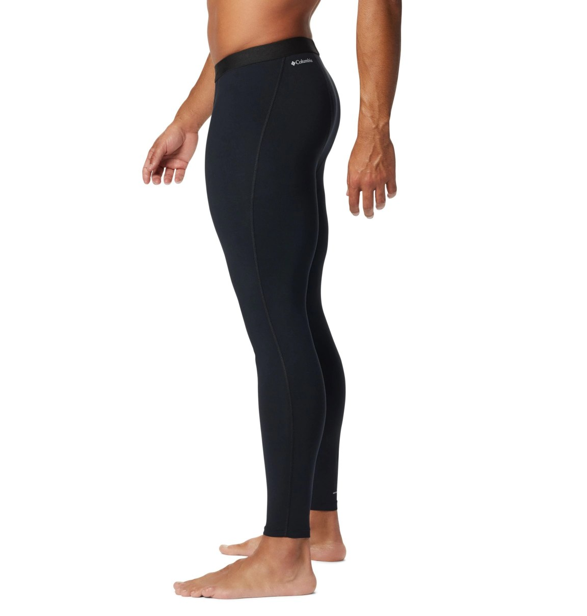 LEGGIN MIDWEIGHT STRETCH TIGHT FEATURES Omni-HEAT™ Omni-WICK™ FABRICS 85% polyester / 15% elastane BLACK