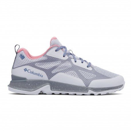 DEPORTIVO Womens Vitesse™ OutDry™ Shoe MESH Outdry™ Waterproof Ultralight Midsole Omni-Grip™ GREY ICE / CANYON