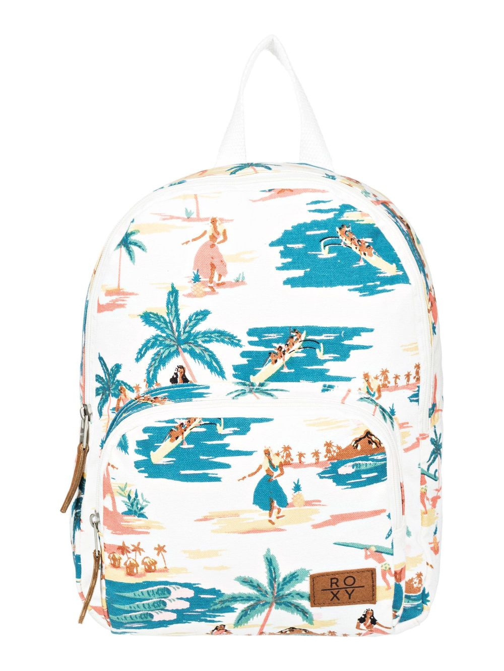 MOCHILA ALWAYS CORE CANVAS POLYESTER SNOW WHITE HONOLULU