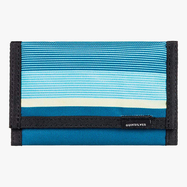CARTERA THE EVERYDAILY POLYESTER CARIBBEAN SEA