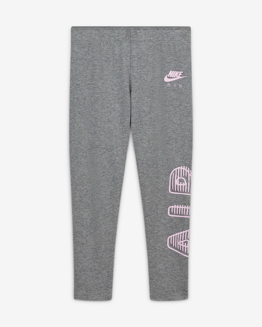 LEGGIN NKG G NSW NIKE AIR LEGGING GRIS